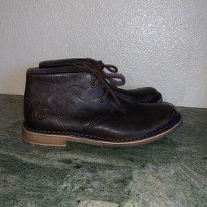New UGG Leighton Chukka Boots size 8.5 Men